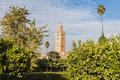 Koutoubia Mosque At Marrakech, Morocco Royalty Free Stock Photography - 43576827