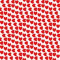 Design Seamless Colorful Heart Pattern Royalty Free Stock Image - 43588866
