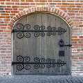 Ornamented Doors Royalty Free Stock Photo - 43624685