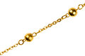 Gold Chain Stock Images - 43638724