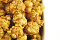 Caramel Popcorn Royalty Free Stock Photo - 43674635
