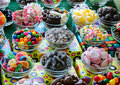 Retro Penny Candy Display Stock Images - 43687014