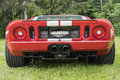 Ford Gt Rear End Royalty Free Stock Image - 43691756