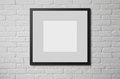 Blank Picture Frame Royalty Free Stock Photography - 43692927