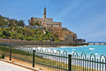 Ancient And Modern Port Of Jaffa Stock Photography - 43705702