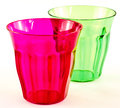 Plastic Cups Stock Images - 43723424