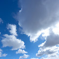 Cumulus Clouds Royalty Free Stock Images - 43732069