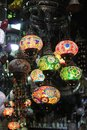 Omani Traditional Lamps Shop. Stock Images - 43740534