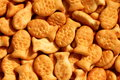 Fish Crackers Royalty Free Stock Image - 43741716