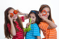 Kids Healthy Eating Diet Royalty Free Stock Photo - 43745655