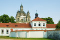 Pazaislis Monastery And Church In Kaunas, Lithuania Royalty Free Stock Images - 43749449