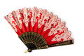 Hand Fan Stock Images - 43749454
