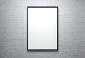 Blank Picture Frame Stock Images - 43769044
