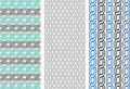 Seamless Vector Pattern Stock Photography - 4383732