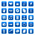 Web Icons / Buttons 3 Stock Image - 4384991