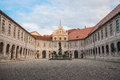 Historic Courtyard Inside The Residenz In Munich, Germany.once T Stock Photography - 43800462