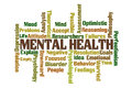 Mental Health Royalty Free Stock Photo - 43818865