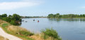 The River Loire Stock Photography - 43832722