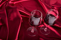 Two Wine Glasses Royalty Free Stock Images - 43834099