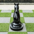 Big Horse Chess Royalty Free Stock Photography - 43838077
