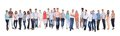 Diverse Group Of People Royalty Free Stock Image - 43862046