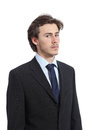 Portrait Of A Serious Young Executive Stock Images - 43865334