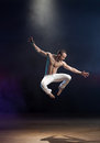 Contemporary Dance Royalty Free Stock Photo - 43884315