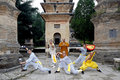 Chinese Kung Fu Stock Photography - 4391152