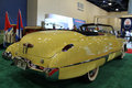 Yellow Ford Rear Stock Images - 43921264