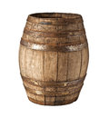 Wood Barrel Royalty Free Stock Images - 43927759