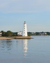 Lynde Point Lighthouse Royalty Free Stock Image - 43950776