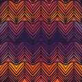 ZIG ZAG SEAMLESS PATTERN Royalty Free Stock Photo - 43955245