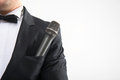 Microphone In The Pocket Stock Photo - 43965450