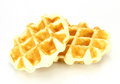 Freshly Baked Waffles Royalty Free Stock Photography - 43990627