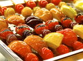 The Candied Fruit Closeup Royalty Free Stock Photos - 43997708