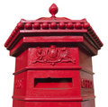 Victorian Mail Box Royalty Free Stock Image - 447306