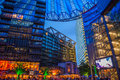 Sony Centre, Potsdamer Platz In Berlin, Germany Royalty Free Stock Photography - 44007907