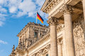Reichstag In Berlin Royalty Free Stock Images - 44007929