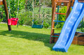 Swing For Children Royalty Free Stock Image - 44018036