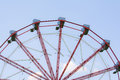 Vintage Ferris Wheel Royalty Free Stock Photography - 44055207