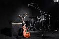 Set Of Musical Instruments Stock Images - 44057514