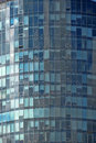 Mirror Glass Facade Skyscraper Buildings Royalty Free Stock Photography - 44059427