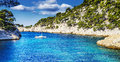 Calanque  Of Cassis Royalty Free Stock Photography - 44061327