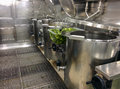 Industrial Kitchen Stock Photography - 44062042