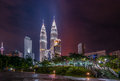 KLCC Garden Near As-Syakirin Mosque Royalty Free Stock Photos - 44069548