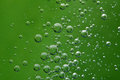 Air Bubbles In A Liquid. Abstract Background. Royalty Free Stock Photo - 44075555