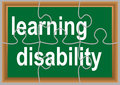 Learning Disability Stock Photography - 44082062