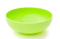 Green Empty Plastic Bowl Royalty Free Stock Photos - 44091608