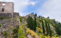 The Ruins Of The Fortress Royalty Free Stock Photography - 44099107