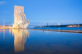 Monument To The Discoveries Lisbon Royalty Free Stock Photography - 44103357